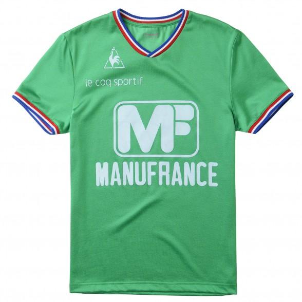 Saint Etienne 1975/76 Retro Shirt
