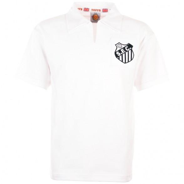 Santos FC Retro shirt 60-70's