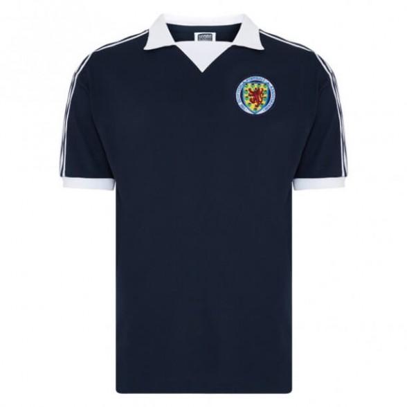 Scotland 1978 vintage football shirt