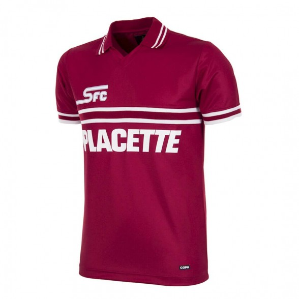Servette 1984-85 vintage football shirt