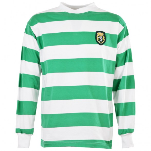 Sporting Lisbon 1950s/60s Retro Shirt