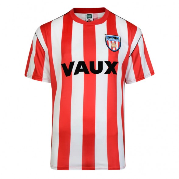 Sunderland 1990 vintage football shirt