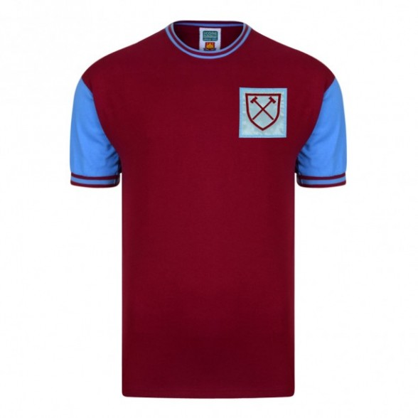 West Ham Vintage shirt 1965-66