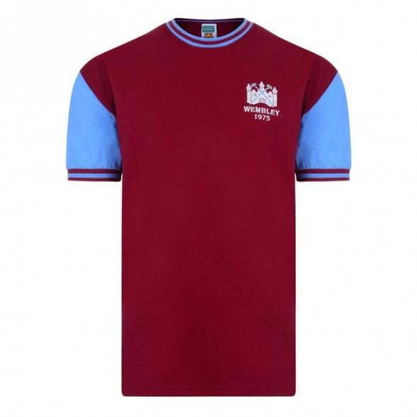 West Ham retro shirt 1975
