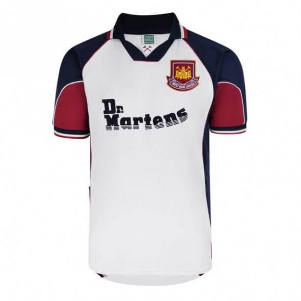 West Ham 1998/99 Retro Shirt | Away