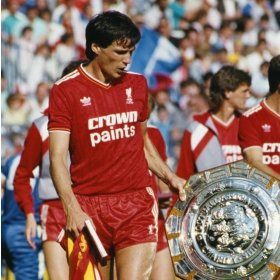 Liverpool Retro Shirt 1986 FA Cup Winners