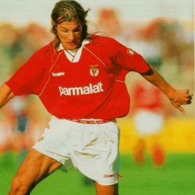 SL Benfica 1994-95 vintage football shirt
