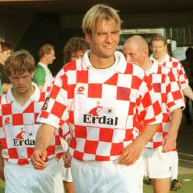 FSV Mainz 05 Vintage Shirt 1996/97