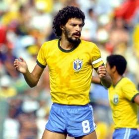 Brazil 1982 Retro Shirt