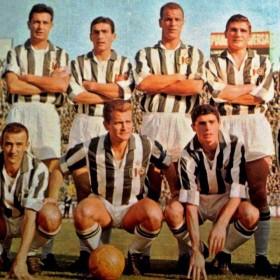 Juventus 1960-61 vintage football shirt