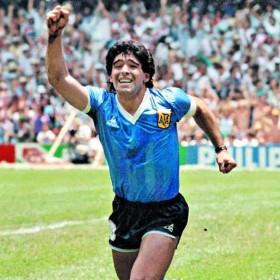 Argentina 1986 Retro Shirt   Away