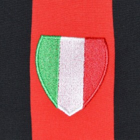 Milan 1950 vintage football shirt