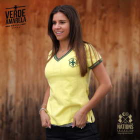 Brazil | Verde Amarela | Woman