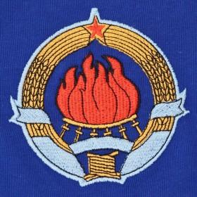 Yugoslavia 1974 vintage football shirt