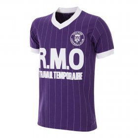 Toulouse FC 1983/84 Retro Football Shirt