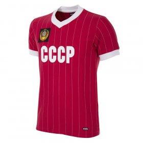 CCCP football 1982 shirt