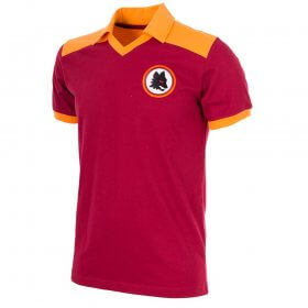 AS Roma 1980 Retro Shirt