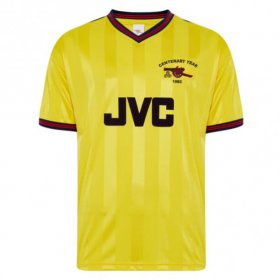 Arsenal 1985-86 Away Centenary vintage football shirt