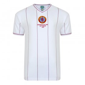 Aston Villa 1982 European Cup Final vintage football shirt
