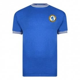 Chelsea Retro Football Shirt 1963