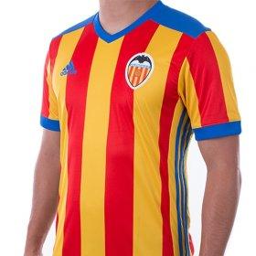 Valencia Senyera shirt 2017-2018