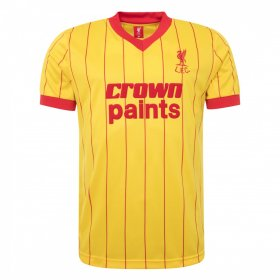 Liverpool Retro Shirt 1981/82 | Away