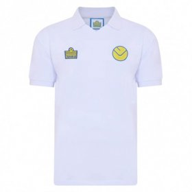 Leeds United 1975 European Cup Final vintage football shirt