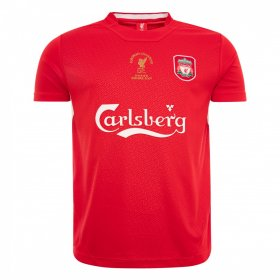 Liverpool Retro Shirt 2005