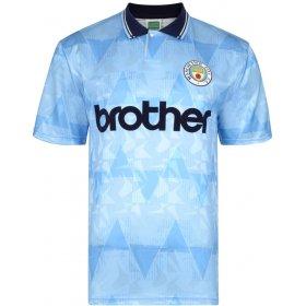 Manchester City 1989-90 Classic Shirt