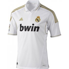 Real Madrid Vintage Shirt 2011/2012
