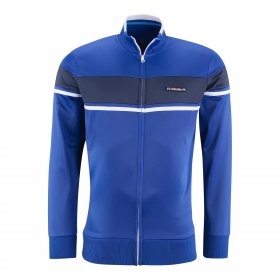 Schalke 04 Retro Jacket Blue