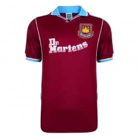 West Ham 1999/2000 Retro Shirt