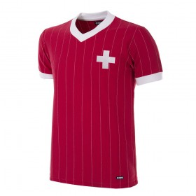 Switzerland WC 1982 Retro Shirt