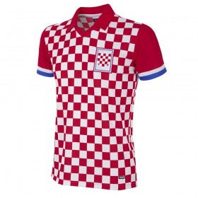 Croatia 1992 Retro Shirt