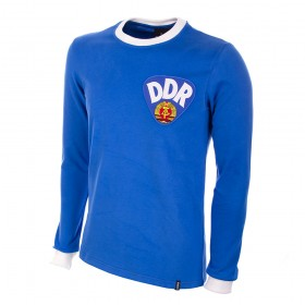DDR 1970's Retro Shirt Long Sleeved