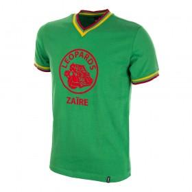 Zaire Classic shirt 1974 WC qualifiers