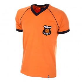 Zambia Vintage football shirt 1980's