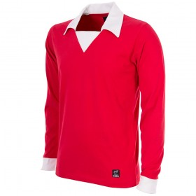 Manchester United 1970's Vintage shirt George Best