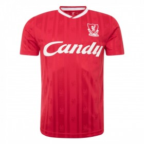 Liverpool Retro Shirt 1988/89