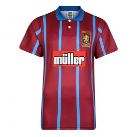 Aston Villa 1994 vintage football shirt