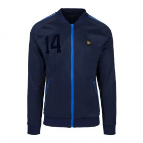 Holland 1974 Retro Jacket | Blue