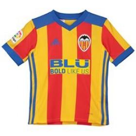 Valencia Senyera kid shirt 2017-2018