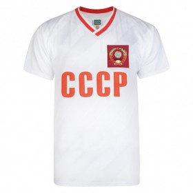CCCP football 1986 away shirt