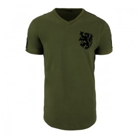Holland 1974 T-Shirt | Green Front