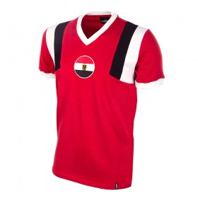 Egypt football team retro Shirt 1980's