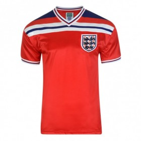 England 1982 Retro Shirt - Away