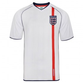 England 2002 vintage football shirt