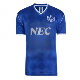 Everton 1987 vintage football shirt