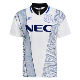 Everton 1994-95 Away vintage football shirt