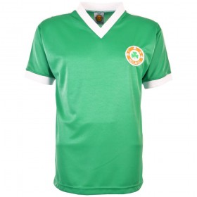 Ireland 1986-87 vintage football shirt
